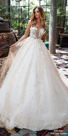 Milla Nova Wedding Dresses 2018 #weddings #weddingideas #dresses #bride ❤️ http://www.deerpearlflowers.com/milla-nova-wedding-dresses-2018/