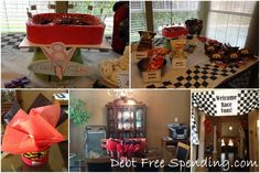 How to throw a party on a budget!