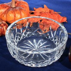 Fine Waterford Crystal Lismore Bowl