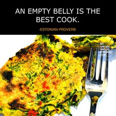 AN EMPTY BELLY IS THE BEST COOK – [FOOD QUOTE] Food Wallpaper, Food Quotes, Fun Cooking, No Cook Meals, Banquet, Empty, Wallpapers, Good Things, Dinner