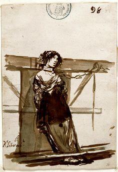 Francisco Goya, Por liberal on ArtStack #francisco-goya #art