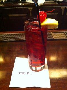 RL Purple Label Cocktail
