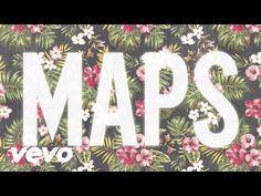 Maroon 5 - Maps (Lyric Video) - YouTube