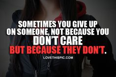 Dont Care quotes