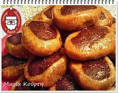 Συνταγές για διαβητικούς και δίαιτα: ΡΟΞΑΚΙΑ ΟΛΙΚΗΣ ΜΕ ΣΤΕΒΙΑ & ΧΑΡΟΥΠΑΛΕΥΡΟ !!!! Pretzel Bites, French Toast, Bread, Breakfast, Blog, Morning Coffee, Brot, Blogging, Baking