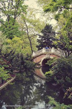 Parc Monceau (____, Paris) Peaceful green space, famous spot where Monet painted, FREE