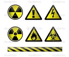 depositphotos_6418198-Vector-of-chemical-hazard-symbols-on-white.jpg (1024×853)