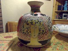 Vaso ceramica H 50 L 35 anno 2015