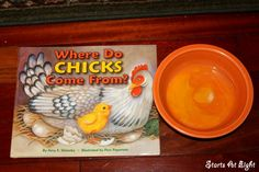 activities from Where Do Chicks Come From? Along with the activities in the book we used some of these printables to enhance the study. From coloring a chick to beginning letters, as well as a mini lesson on the diagraph CH.