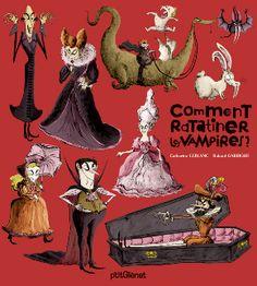 """Comment ratatiner les vampires ?"" - Leblanc & Garrigue"