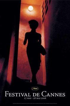 La 59ème édition du Festival de Cannes, en 2006 Auteur de laffiche: Gabriel Guedj daprès une photo de Wing Shya.  Palme dOr: Le vent se lèvede Ken Loach