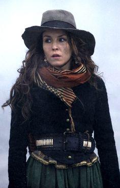 Noomi Rapace as Madam Simza Heron in 'Sherlock Holmes: Games of Shadows' (2011). Costume Designer: Jenny Beavan