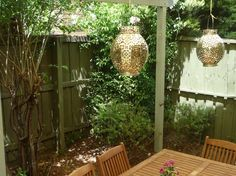 Inspiring Ideas Of Wonderful Moroccan Lamps Design : Exciting Minimalist  Backyard Design With Stunning Moroccan Lamp