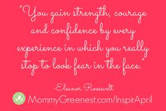 Today's InspirApril Daily Affirmation: Confidence - http://www.mommygreenest.com/todays-inspirapril-daily-affirmation-confidence/