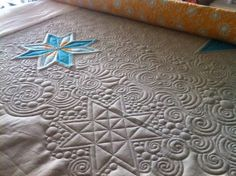 krista withers, longarm quilter