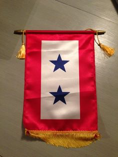 blue star flag history - photo #26