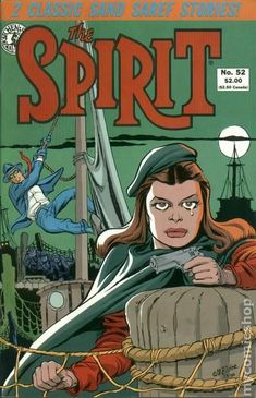The Spirit Issue #52