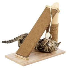 Kerbl Sophie Ii Cat Tree, 50 x 25 x 45 cm, Brown >>> Continue to the product at the image link. (This is an affiliate link) Cat Store, Cat Towers, Cat Hammock, Cat Playground, Cat Enclosure, Cat Scratcher, Cat Room, Outdoor Cats, Pet Furniture