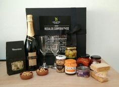 Chandon exclusive Gourmet Selection Box www.Deleites.cl