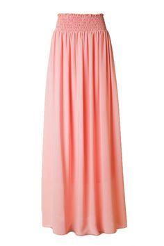 I love maxi skirts. I think I have one like this already though.
