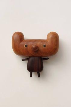 Art & craft. | Present&Correct | Taiwanese wood-making artist Yan Ruilin (Yen Jui Lin)