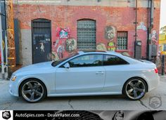 2013 Audi RS5 Photo Gallery