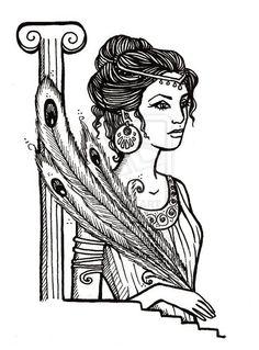 Hera by Ithelda.deviantart.com on @deviantART