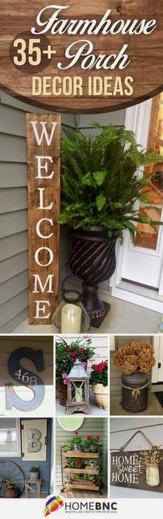 Rustic farmhouse porch decor ideas that are sure to delight both guests and residents year-round. Discover the best designs! Rustic farmhouse porch decor ideas that are sure to delight both guests and residents year-round. Discover the best designs! Rustic Farmhouse, Farmhouse Style, Farmhouse Design, Farmhouse Front, Farmhouse Ideas, Farmhouse Garden, Farmhouse Bench, Farmhouse Remodel, Restored Farmhouse