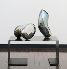contemporary glass art gallery located in New York City