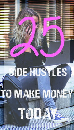 Need to make money right now? Are you a freelancer looking to up your game! Try one of these 25 side hustles to make money! Funding22.com