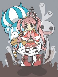 Perona , one piece