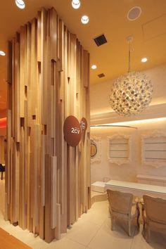 Ceiling Design, Wall Design, Shopping Mall Interior, Column Lights, Column Wrap, Luxury Interior, Interior Design, Pillar Design, Ceiling Materials
