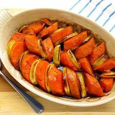 Maple Sweet Potato and Apple Gratin