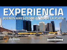Buenos Aires desde el Río de la Plata - de Dios Blog