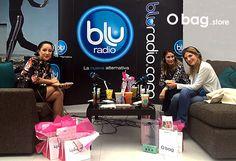 Acompañando la transmisión de @agendaentacones de @BluRadioCo en @parquelacolina_ #Obag  www.Obag.com.co