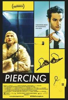 Piercing (2018) Directed and Screenplay by #NicolasPesce Based on #Piercing by #RyuMurakami Starring #ChristopherAbbott #MiaWasikowska #LaiaCosta #MariaDizzia #MarinIreland #WendellPierce #Hollywood #hollywood #picture #video #film #movie #cinema #epic #story #cine #films #theater #filming #movies #moviemaking #movieposter #movielover #movieworld #movielovers #movienews #movieclips #moviemakers #drama #filmmaking #cinematography #filmmaker #screen #screenplay Mia Wasikowska, Dark Knight, Laia Costa, Piercing, Christopher Abbott, Movie Talk, Paradise City, New Movies, Cinematography