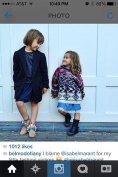 H&M Isabel Marant kids