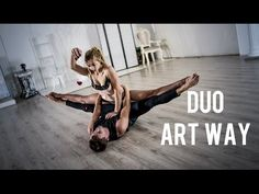 """Duo acrobatic """"Art Way"""" ● odintsova_yulia@inbox.ru ● - YouTube"""
