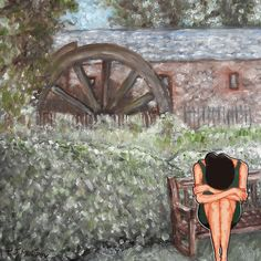THE WATER WHEEL http://www.redbubble.com/people/pjmurphy/works/13422938-the-water-wheel original #ART for sale as #T-Shirts, #hoodies,#Stickers, #iPhone Cases, Samsung #Galaxy Cases, #Posters, Throw #Pillows,  #Tote #Bags, Photographic #Prints, Art Prints, Framed Prints, Canvas Prints, Metal Prints, #Greeting #Cards, and #iPad Cases, #mugs, #duvet covers, #laptop #skins, #calendars #tablet cases #homedecor