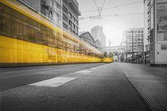 New free stock photo of road street train via Pexels https://www.pexels.com/photo/architecture-asphalt-blur-cables-417023/