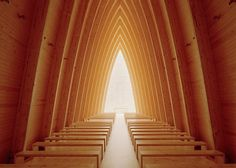 Curved Chapel in Finland – Fubiz™