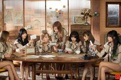 "AOA Reveals Behind the Scenes look into the Making of the MV 'Excuse Me' and ""Bing Bing' Fnc Entertainment, Korean Entertainment, Seolhyun, Snsd, Aoa Elvis, Jimin, Kwon Mina, Kim Seol Hyun, Kim Tae Hee"