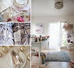 Rachel Ashwell | REstyleSOURCE. View the full Inspiration Story on her store by clicking the image link!