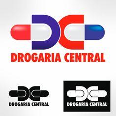 Marca Drogaria Central - Caicó/RN
