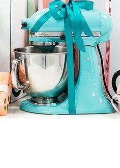 Perfect KitchenAid Artisan Aqua Sky Stand Mixer