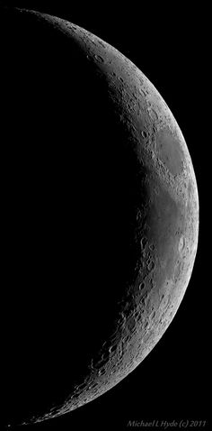 Moon 070411 | by Mick Hyde
