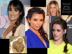 The best celebrity braided hairstyles!
