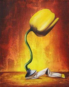 Kai Piepgras Tuben-Tulpe (gelb)