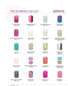 Color street nail strips that are being discontinued fall 2017 if top 20 nail art designs for july prinsesfo Images