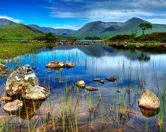 RANNOCH, MOOR, BUACHAILLE, ETIVE, MOR, THE HIGHLANDS OF SCOTLAND, GLEN COE…